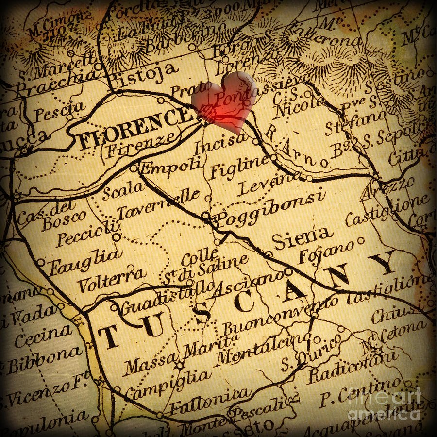 antique-map-with-a-heart-over-the-city-of-florence-in-italy-elite-image-photography-by-chad-mcdermott